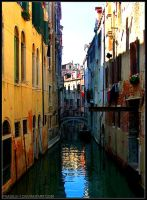 Venice with Color by Fragile-1