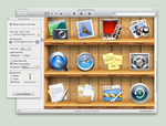 Mac OS Wooden Folder Backgnd by ncrow