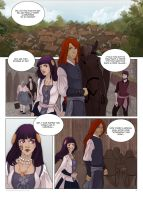 Once upon a Time: 11page by sionra