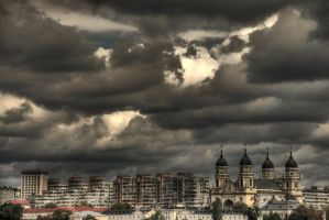 Iasi city 2 by ovidescovici