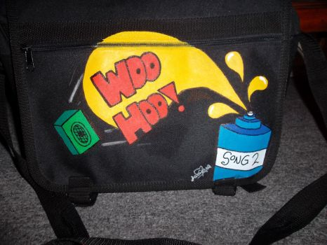 woo hoo bag by Javi-23
