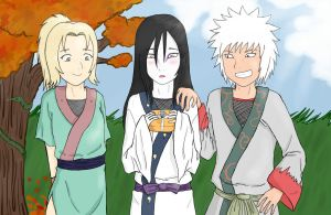 Happy Birthday Orochimaru! by Pink--Reptile
