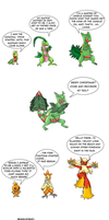 The Hoenn Starters by Archappor