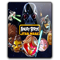Angry Birds Star Wars Icon2 by dylonji