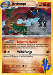 Vs2 UTW 2015 Entry : Archeops (Shiny) by Metoro