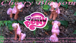 Cherry Blossom by MyLittleCustomPonies