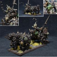 Chaos Chariot of Nurgle by Taelonar