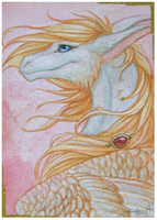 ACEO of May by TransparentGhost