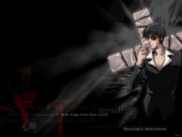 Wolfwood by Psychominias