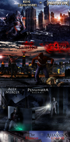 AC2/Prototype/Penumbra/L4D - Switch Places by DeathsFugitive