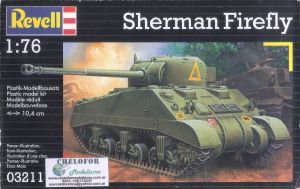 New Sherman Arrived by DingoPatagonico