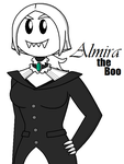 Almira the Boo by The-Grey-Boo