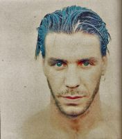 Till Lindemann by rammstein-freak