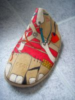 Shoe liner by sensiart