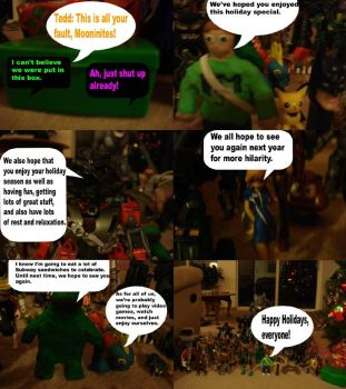 Bionigeeks Holiday Special p.9 by Blitz-the-Hedgehog