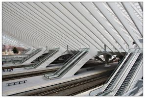 Liege Guillemins by FastDevil76