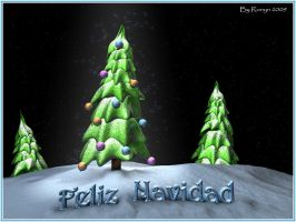 Felices Fiestas by The-Ronyn