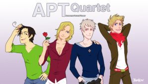 APTquartet by Jackce-Art