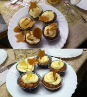 New Year Cupcakes - Happy 2012 by nenco