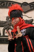 LAVI: peace out by jycll