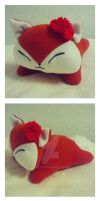 Fox Girl Beanie by judithchen