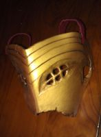 Saarebas mask for Dragon Age 2 cosplay by tatjna