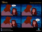 What If ... #3 - Beauty and the Beast by Memorabilia-Studios