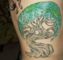 Tree of Life Tattoo by jv62ford