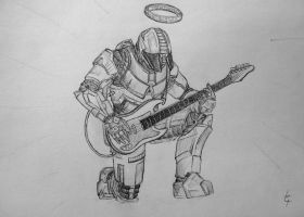 Halo, Rockin out by Lexinator117