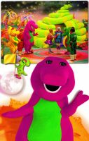 Fun In Space With Barney And Friends by BestBarneyFan