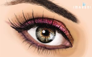 Realistic Eye by Maltheo2005
