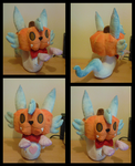 Ghostlyfelis Plushie by Miss-Twila