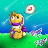 Happy Early Easter by ShushiKitty