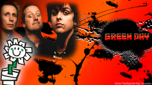 Green Day Wallpaper 1366x768 by Miktik