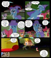 Cutie Mark Crusaders 10k: Lulamoon Page 38 by GatesMcCloud