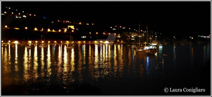 One night in Nice by Pixturesque
