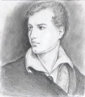 Lord Byron portrait fin by dashinvaine