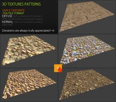 Free Textures Pack 65 by Nobiax