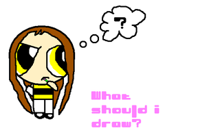 What should i draw? by henname399