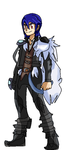 Kardios The Absol Hunter- New Look- X And Y by Absolhunter251