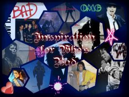 Inspiration for Who's Bad by 80sGirl1996