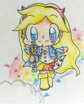Star Butterfly Outfit No. 3 by Mushroom-Cookie