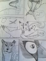 The Cry For Paradise page 1 by HaloneWolf