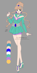 Sailor Zelia Ref by PhiMouse