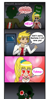 Misao Comic by ChavisO2
