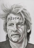 Rescue Me - Denis Leary by TheNightGallery