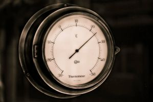 Thermometer by pizte