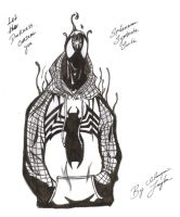 Street Spider 'Symbiote' by jamed913