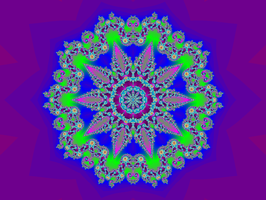 Layered Fractal.10065 by infinityfractals