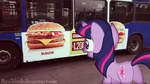 Twilight Loves Hamburgers by Maxiblash